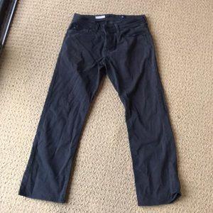 Adriano goldschmied straight leg pants